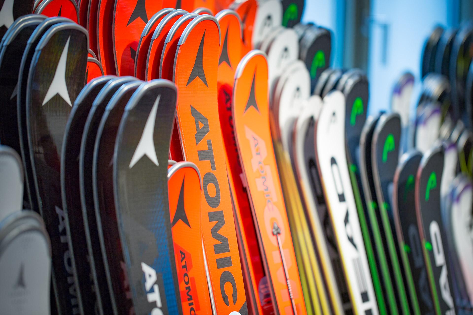 Skiabteilung Intersport Maria Alm