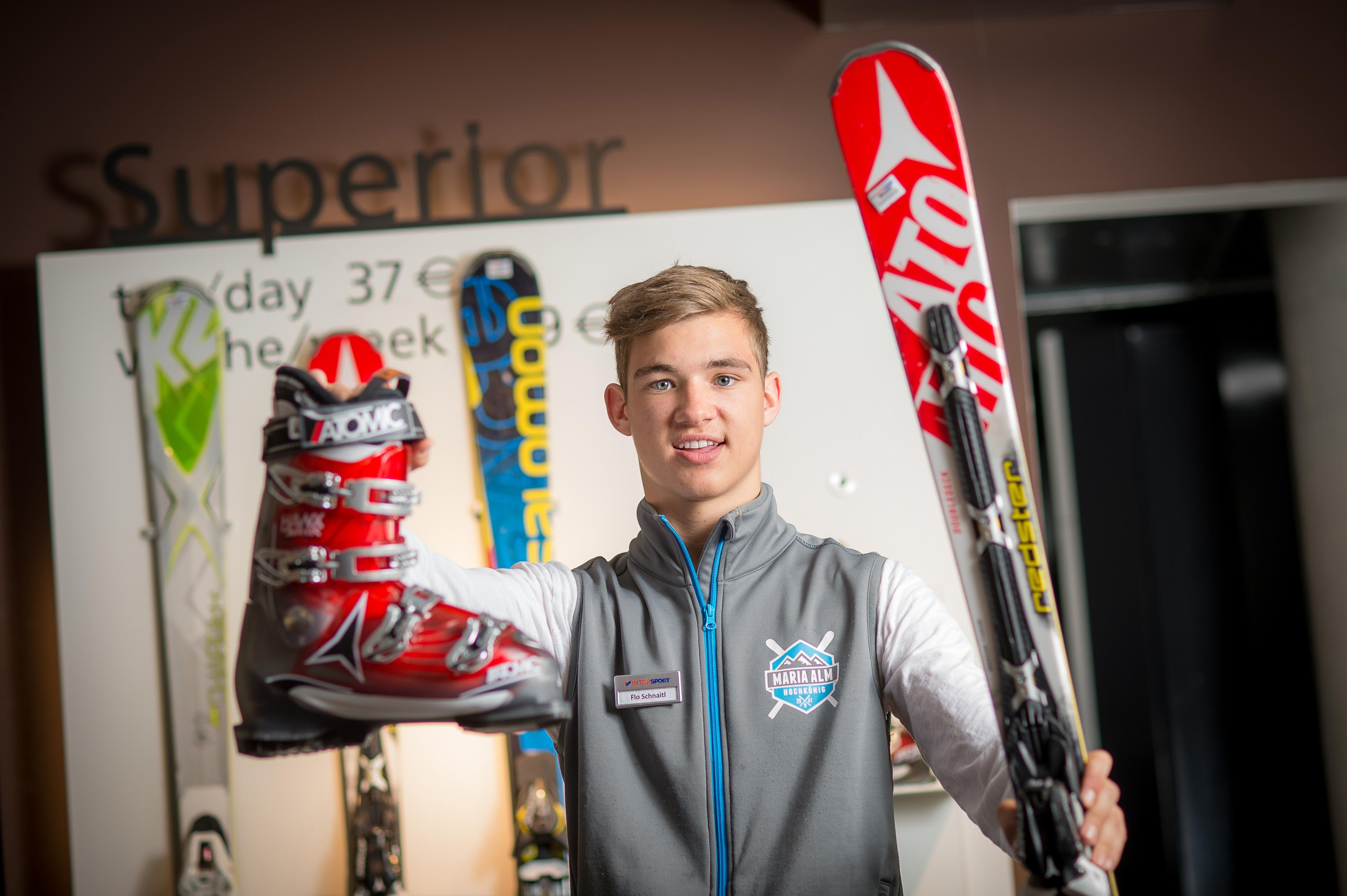 Skiservice Intersport Maria Alm