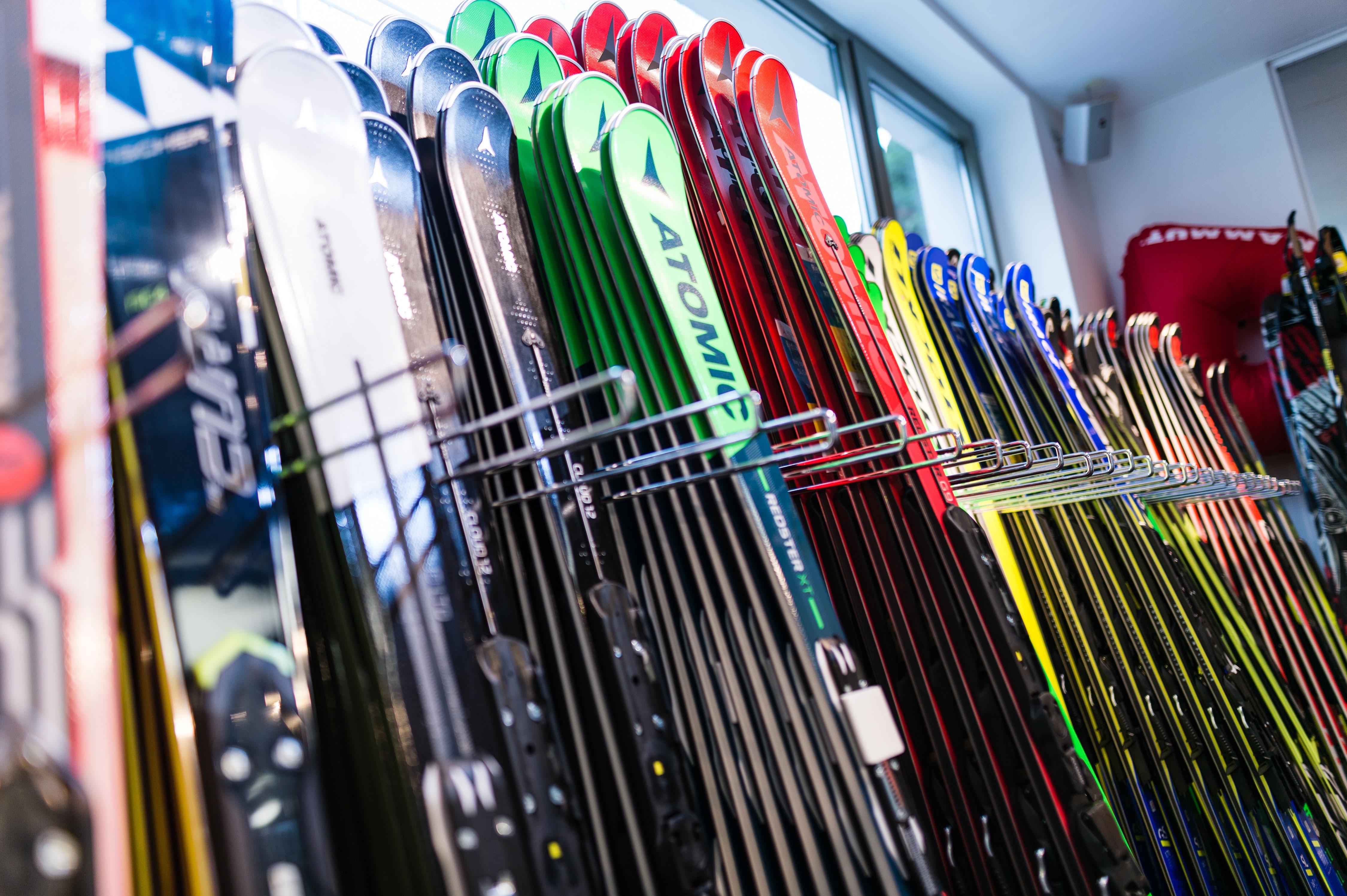 Ski Sortiment Intersport Maria Alm