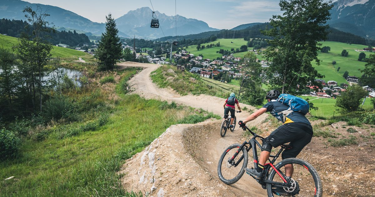 Downhill Flow Trail