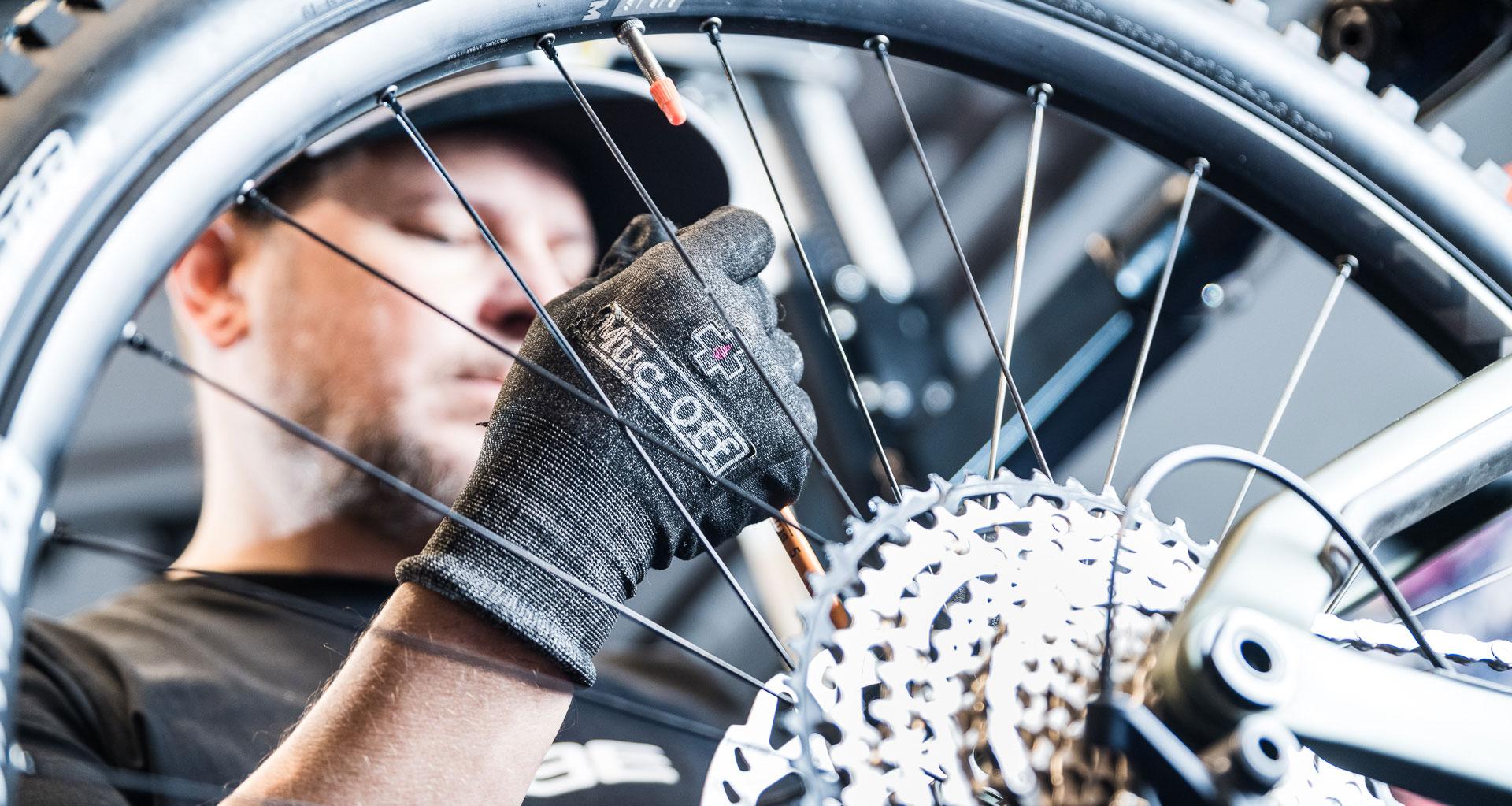 Bike Service Point im Intersport Maria Alm